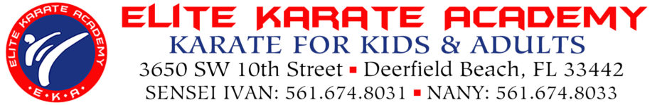 Elite Karate Academy